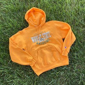 Champion wright state university Dayton sweatshirt